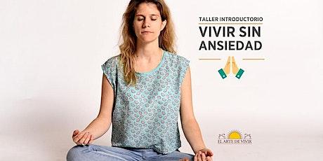 Taller de meditación - Introducción al Curso de El Arte de Vivir Juriquilla boletos