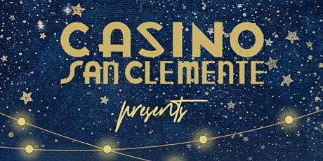 Dinner Under The Stars at The Casino tickets
