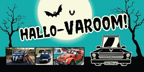 Hallo-VAROOM Car-stume Contest at Moorestown Mall tickets