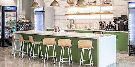 Venture X Charleston - Open House Lunch Hour tickets
