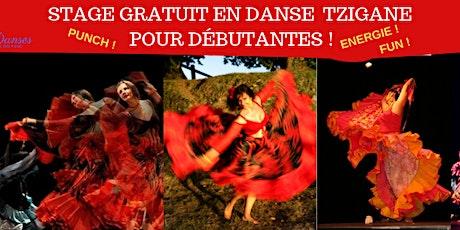 2 heures de COURS Offert en Danse Tzigane des Balkans ! billets