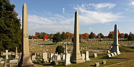 All Hallows Eve Cemetery Tours Saturday, October 30th, 2021 tickets