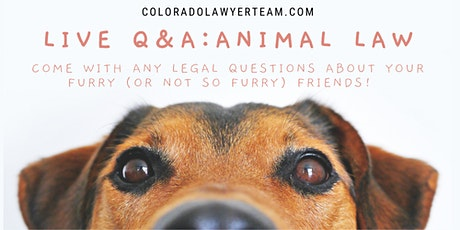 Q&A: Animal Law tickets