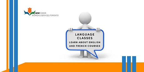 Do you want to learn to speak English or French?  Learn how to do that. tickets