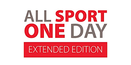 Dance (Ages 9-12): All Sport One Day Extended Edition 2020 tickets