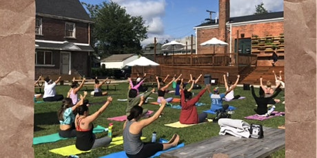 Relaxing Outdoor Yoga tickets