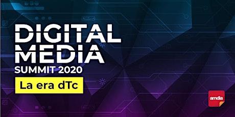 Digital Media Summit 2020 entradas