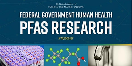 Federal Government Human Health PFAS Research tickets