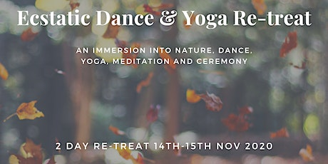 Ecstatic Dance & Yoga Re-Treat Tickets
