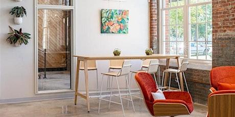 Venture X Charleston - Open House Happy Hour tickets