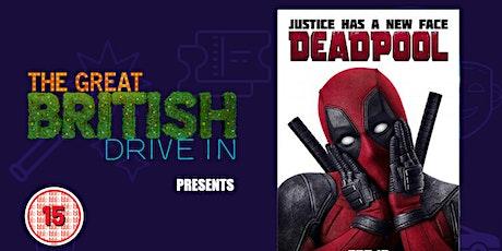 Deadpool(Doors Open at 20:00) tickets