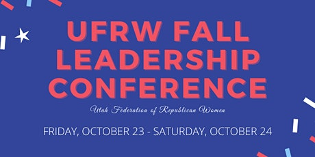 UFRW Fall Leadership Conference tickets