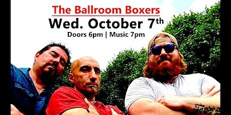 The Ballroom Boxers tickets