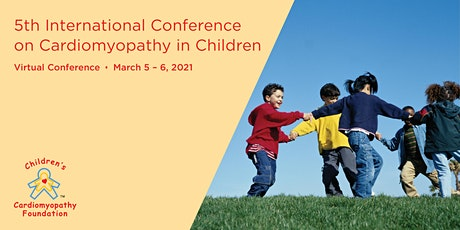 CCF 5th International Conference on Cardiomyopathy in Children tickets