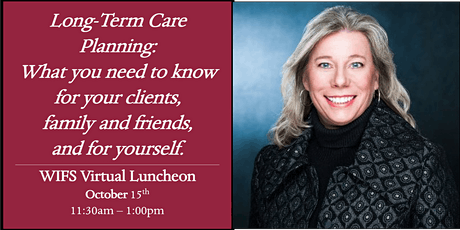 WIFS Luncheon with Guest Speaker Dr. Kelly Decker tickets