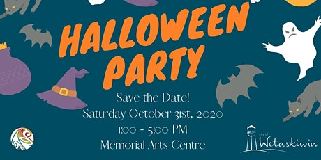 Spooktacular Halloween Party! tickets