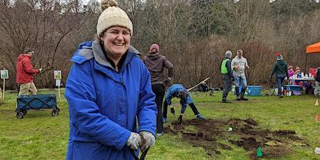 Fox Creek Volunteer Planting-Halloween- Dig it, Plant it, Do it Again! tickets
