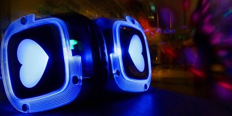 Heartbeat Silent Disco - THRIVE - Ecstatic Dance - Oct 10th 4-7pm tickets