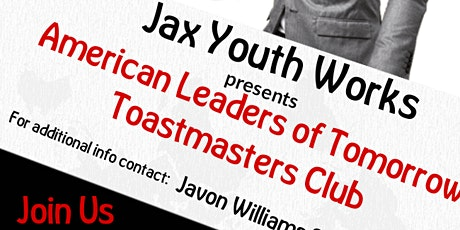 American Leaders of Tomorrow Toastmasters Club Open House tickets