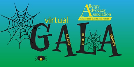 Allergy Action Awards Virtual Fundraising Gala, October 21, 2020 tickets