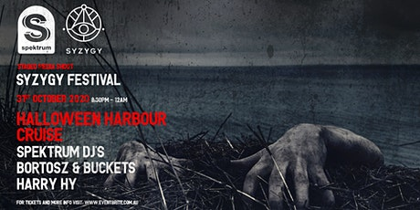 SYZYGY Festival   Halloween Harbour Cruise tickets