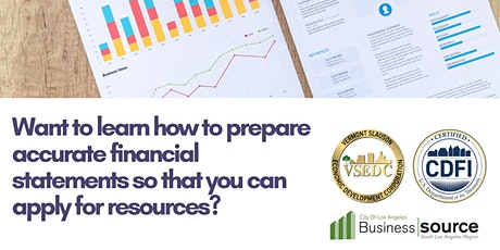Webinar-Understanding Financial Business Fundamentals tickets