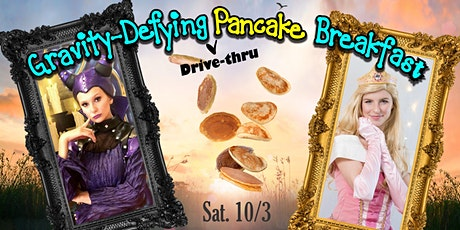 Hilliard Kidsfest - Pancake Princess Breakfast or Early Entry  Registration tickets