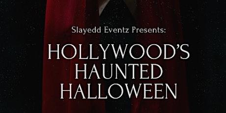 Hollywood's Haunted Halloween tickets