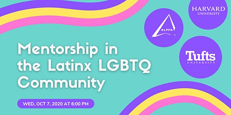 Mentorship in the Latinx LGBTQ Community tickets
