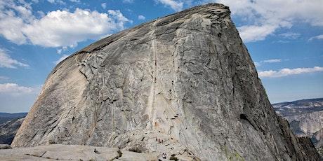Trip Report and Virtual Hike- Half Dome, Yosemite tickets