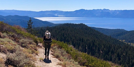 Trip Report and Virtual Tour - Backpack the Tahoe Rim Trail tickets