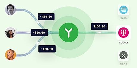 YSplit walkthrough with cofounder tickets