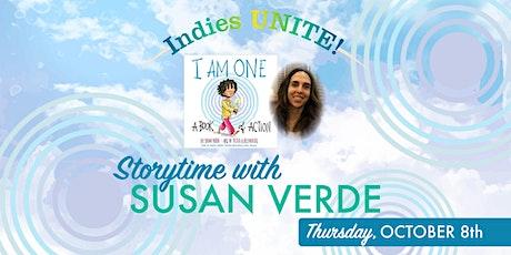 Indies UNITE! Storytime with Susan Verde tickets