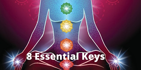 8 Keys to Wholeness tickets