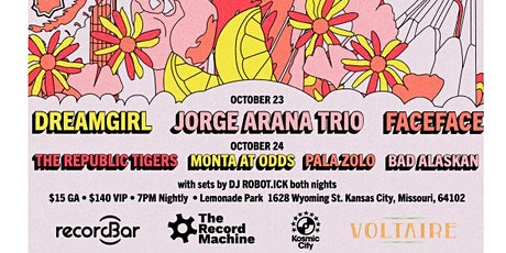 LEMONADE SOCIAL DAY 2:REPUBLIC TIGERS/MONTA AT ODDS - RESCHEDULED tickets