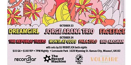 LEMONADE SOCIAL DAY 2:REPUBLIC TIGERS/MONTA AT ODDS/PALA  ZOLO/BAD ALASKAN tickets