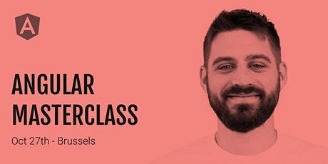 Angular Masterclass with TypeScript & NGRX - Belgium on-site/online tickets