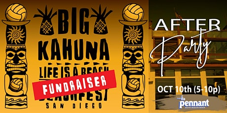 BIG Kahuna After Party tickets