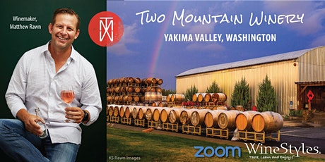 Two Mountain Winery Virtual Wine Tasting tickets