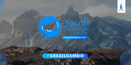 Youth Speak Forum 2020 boletos