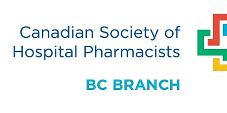 CSHP-BC Island Chapter Fall CE Event 2020 - LIVESTREAM tickets