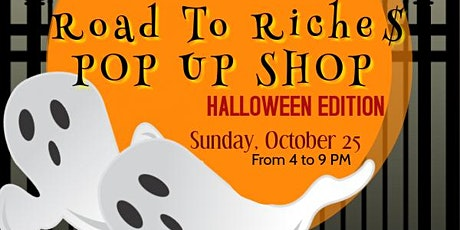 """Loyalisme  """"Road To Riche$""""  Pop Up Shop Tour  Halloween Edition tickets"""