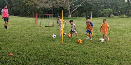 Coach Bobby's Half Day Soccer Camp (9/30/20 @ 9am-12pm) tickets