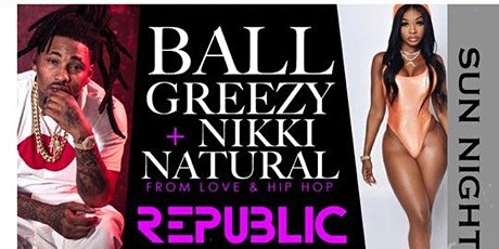 Ball Greezy and Nicki Natural take over Money On the Floor Sunday tickets