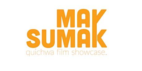 5th Annual May Sumak Quichwa Film Showcase tickets