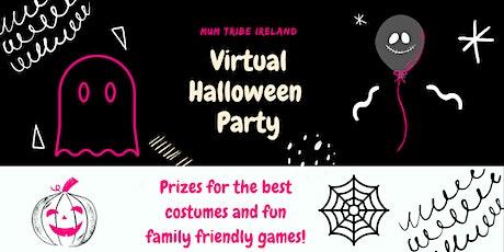 Virtual Family Halloween Party
