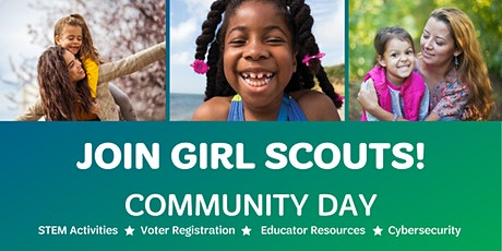 Join Girl Scouts and SPARK STEM for Outdoor Back to School Family Event tickets