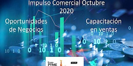 Impulso Comercial Octubre 2020 boletos