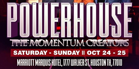 POWERHOUSE HOUSTON tickets