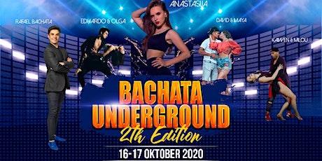 Bachata Underground Bootcamp 2nd Edition Tickets